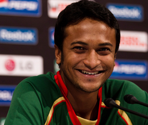2011 ICC World Cup - Bangladesh Captains' Press Conference