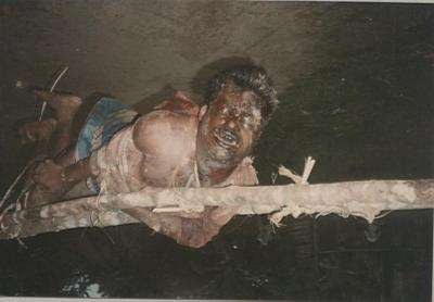 dead body of Pakuakhali genocide 5