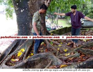 Kawkhali Rangamati News- botgas