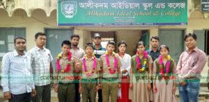 Alikadam Ideal school election pic-1 copy