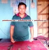Former UP chairman Biswajit Chakma arrested with arms and ammunition at Mahalchari